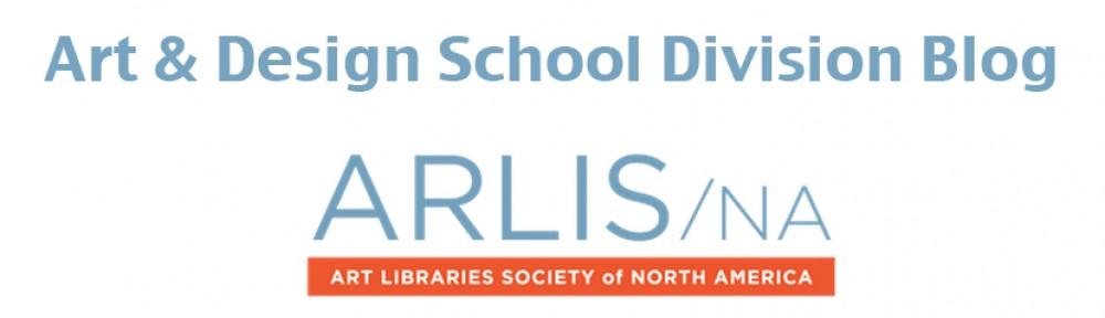 ARLIS/NA ADSL Division Blog